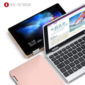 Planet Gates One Netbook One Mix Tablet PC intel Quad-Core 8GB Ram 128GB Rom 7.0 inch 1920*1200 IPS Windows 10 WIFI HDMI