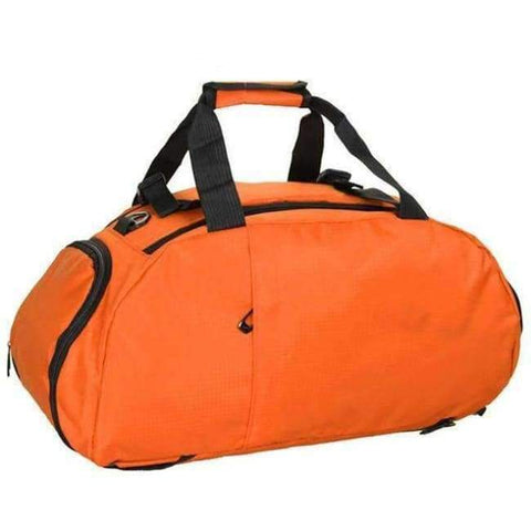 Planet Gates Orange / China Fitness Sports Bag Men Women Outdoor Fitness Bag Portable Gym Handbag Ultralight Yoga Bag Outdoor Gym Sports Backpack