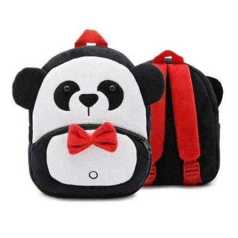 Planet Gates panda Factory Outlet Kids Animal Backpacks Baby Girls Boys Cute Schoolbag Children Cartoon Bookbag Kindergarten Toys Gifts School Bags