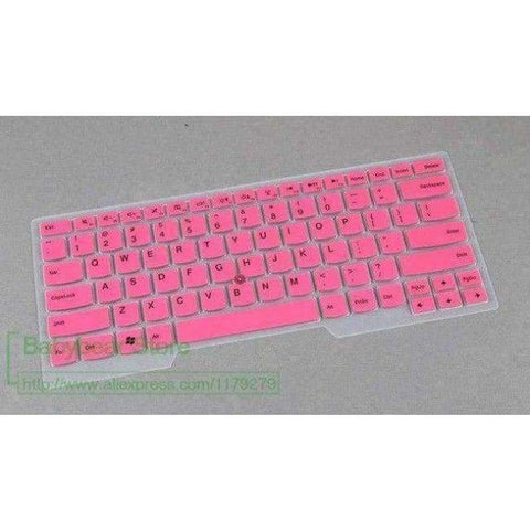 Image of Planet Gates pink For Lenovo THINKPAD X1 Carbon 2015 2016 2017 keyboard Protective cover skin protector PC laptop notebook accessory