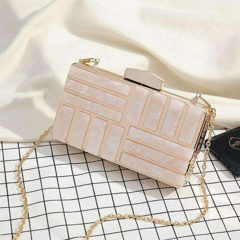 Planet Gates Pink / Small Byoung 2018 Fashion Acrylic Clutch Women Evening Bag Party Clutch Handbag Ladies Shoulder Bag For Part Pink Evening Handbag