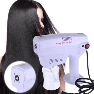 Planet Gates Professional Hairdresser Tool Salon Barber Accessories Hair Care Electric Nano Multifunction Hair Repair Moisturizing Sprayer