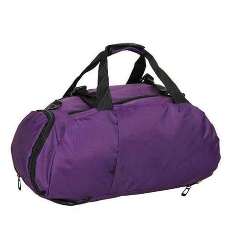 Planet Gates Purple / China Fitness Sports Bag Men Women Outdoor Fitness Bag Portable Gym Handbag Ultralight Yoga Bag Outdoor Gym Sports Backpack