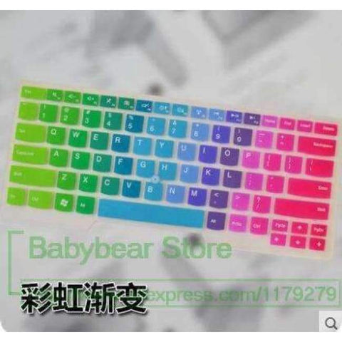 Planet Gates rainbow For Lenovo THINKPAD X1 Carbon 2015 2016 2017 keyboard Protective cover skin protector PC laptop notebook accessory