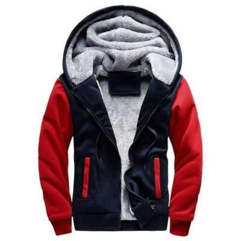 Image of Planet Gates Red / 15 Boys Clothes Winter Super Warm  Hoodies Sweatshirts Thick Fleece Teenage Boys Camouflage Jackets Velvet Kids Coats 15-20