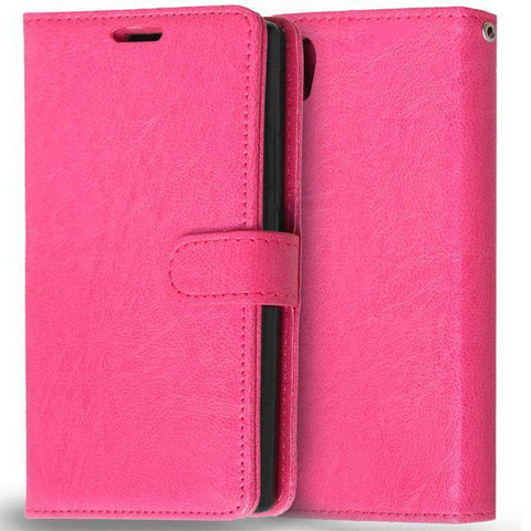 Image of Planet Gates Rose Case for Lenovo P70 Cover Luxury Wallet Leather Flip Phone Case For Lenovo P70 P70-A P70T P70-T P 70 Case With Card Slot Holder