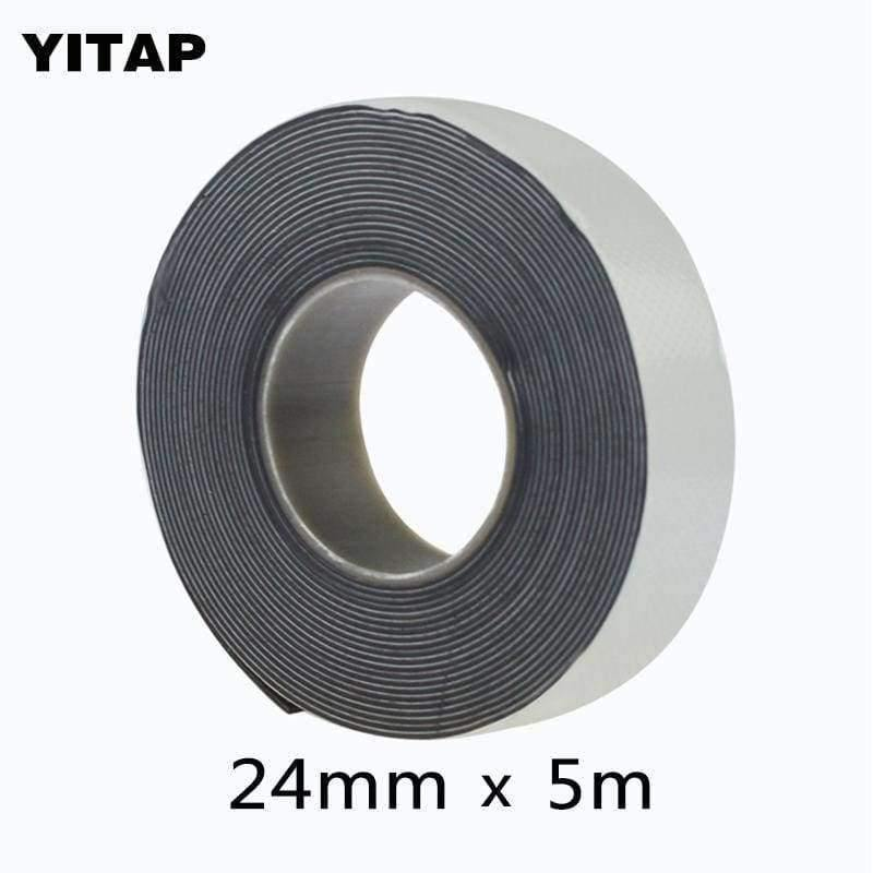 Rubber Mastic Tape Self Adhesive High Voltage Insulation Electrical Tape  Water Pipe Repair Tape