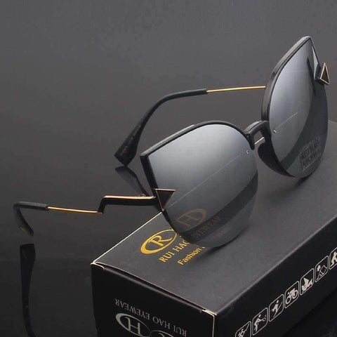 73526d2111 ... Image of Planet Gates RUI HAO EYEWEAR Fashion Cat Eye Design Polarized Sunglasses  Women Popular Sun ...