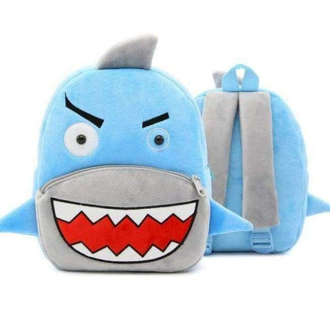 Image of Planet Gates shark Factory Outlet Kids Animal Backpacks Baby Girls Boys Cute Schoolbag Children Cartoon Bookbag Kindergarten Toys Gifts School Bags