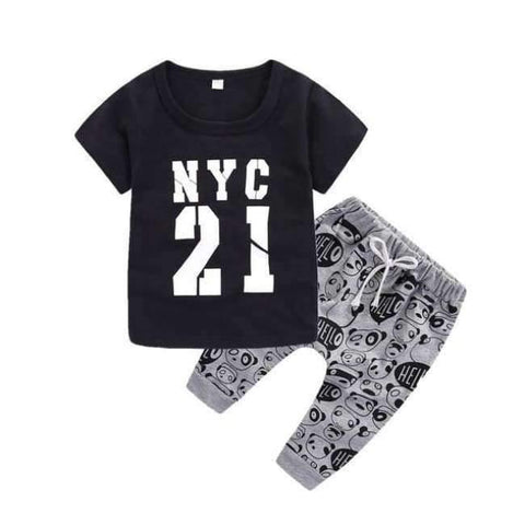 Planet Gates short sleeve / 3M Newborn clothes for bebes style letter printed casual baby boy clothes baby newborn baby clothes baby clothing kids clothes