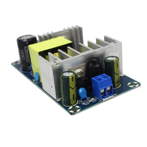 Planet Gates Smart Electronics AC 100-240V to DC 24V 4A 6A Switching Power Supply Module AC-DC