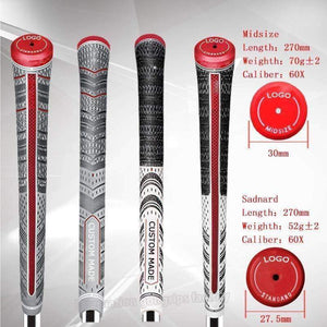 Planet Gates standard Golf Grips  golf club grips iron and wood grips plus4 two types and colors for choose 10pcs/lot large quantity discount