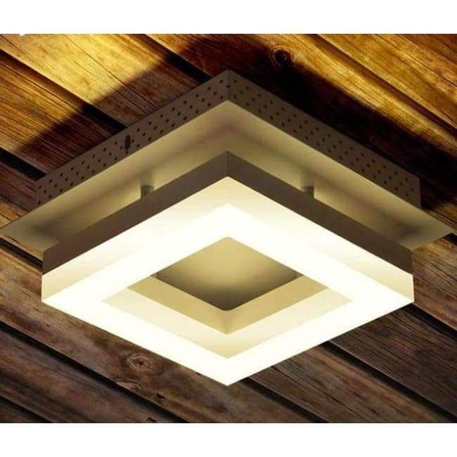 Planet Gates Style A white frame Modern 1 pcs Arcrylic Led Porch light surface Lamp office commercial lighting aisle Corridor led Ceiling Lamp Luminaria De Led