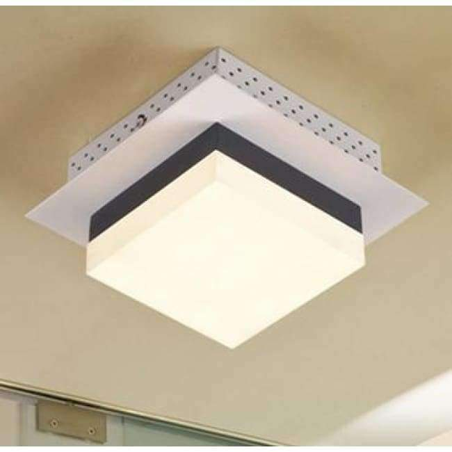Planet Gates Style B black frame Modern 1 pcs Arcrylic Led Porch light surface Lamp office commercial lighting aisle Corridor led Ceiling Lamp Luminaria De Led