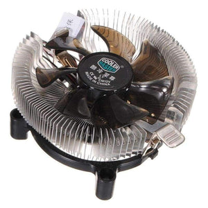 Planet Gates Top Quality Silent Cooling Fan CPU Heatsink Falcon Bench Cooler Master CPU Computer Fan Cpu Fan Computer Component
