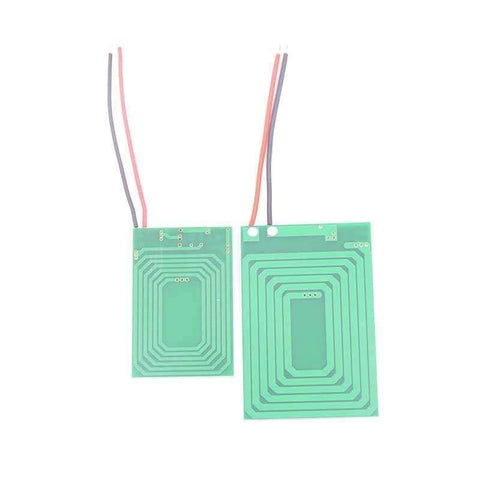 Planet Gates Ultra-thin PCB Wireless Charging Module Wireless Power Supply Module for DIY Electronic Experiments