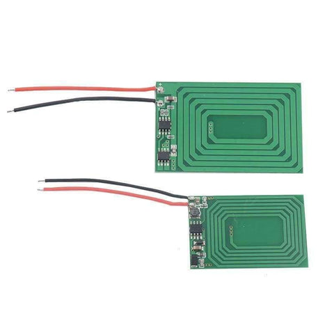 Image of Planet Gates Ultra-thin PCB Wireless Charging Module Wireless Power Supply Module for DIY Electronic Experiments