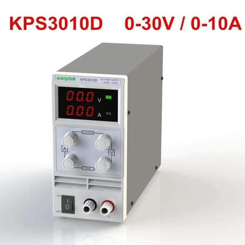 Planet Gates United States Professional switching DC power supply Adjustable laboratory Power Supply 220V voltage regulator 0-30V 10A AC 110V/220V 50/60Hz