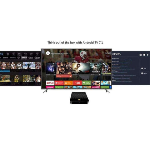 Image of Planet Gates US Plug / Comb Box  NO IPTV Arabic IPTV Box 3000 +Two Years Subscription USA French UK Spain Sport India Nordic Channels and Smart set top TV box Android HD