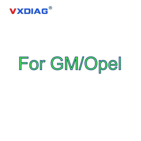 Planet Gates VXDIAG  Software license for GM  software