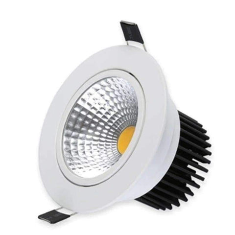 Planet Gates Warm White / 3W Dimmable Dimmable Led downlight light COB Ceiling Spot Light 3w 5w 7w 12w 85-265V ceiling recessed Lights Indoor Lighting