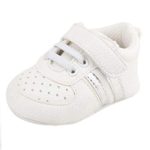 Image of Planet Gates White / 0-6 Months Slip-on Shallow Baby Shoes Soft Downy Warm Winter Newborn Baby Boy Shoes Soft Sole Cotton Infant Toddlers First Walkers