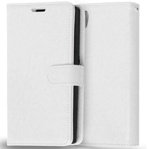 Image of Planet Gates White Case for Lenovo P70 Cover Luxury Wallet Leather Flip Phone Case For Lenovo P70 P70-A P70T P70-T P 70 Case With Card Slot Holder
