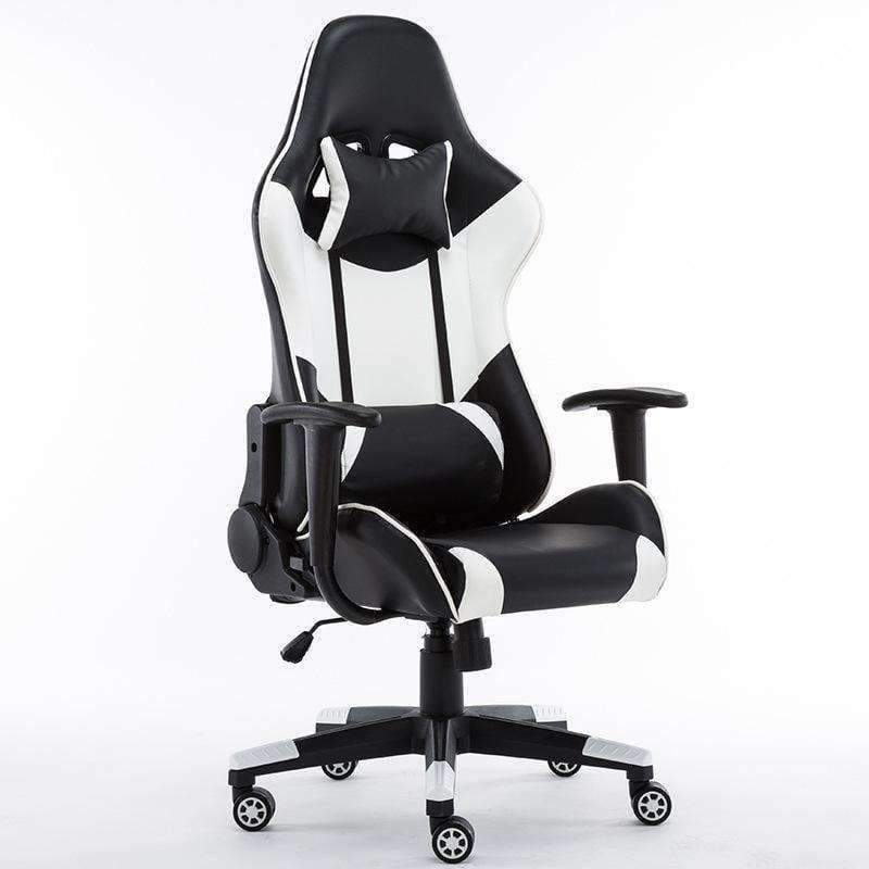 Planet Gates white Computer gaming Swivel gamer Household Can Lie Game To Work In An Office Chair stuhl