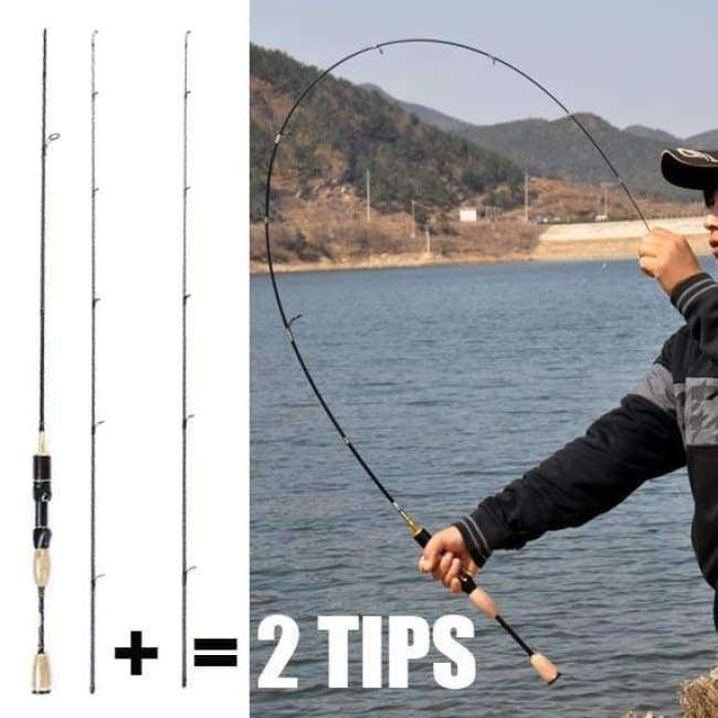 Rod 1.8m 0.8 5g lure weight ultralight spinning rods 2 5LB line weight ultra light spinning fishing rod china