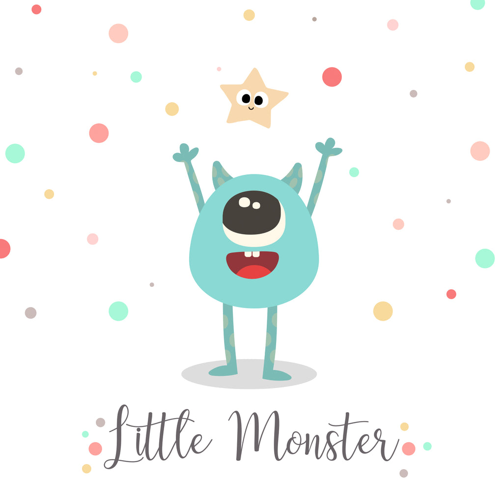 "🌈⭐🎂👑 FIESTA PRIMER AÑITO ""Little Monsters"" 👑🎂⭐🌈"