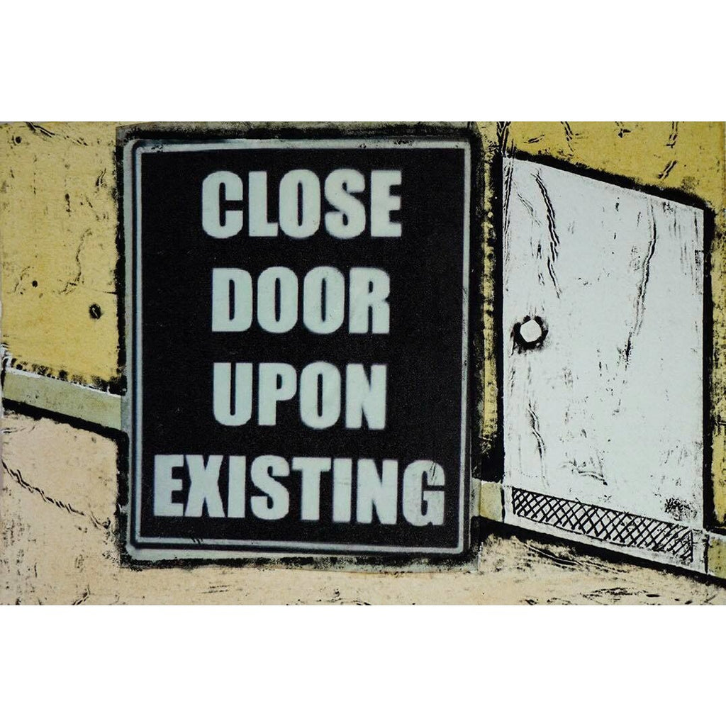 Close Door on Existing