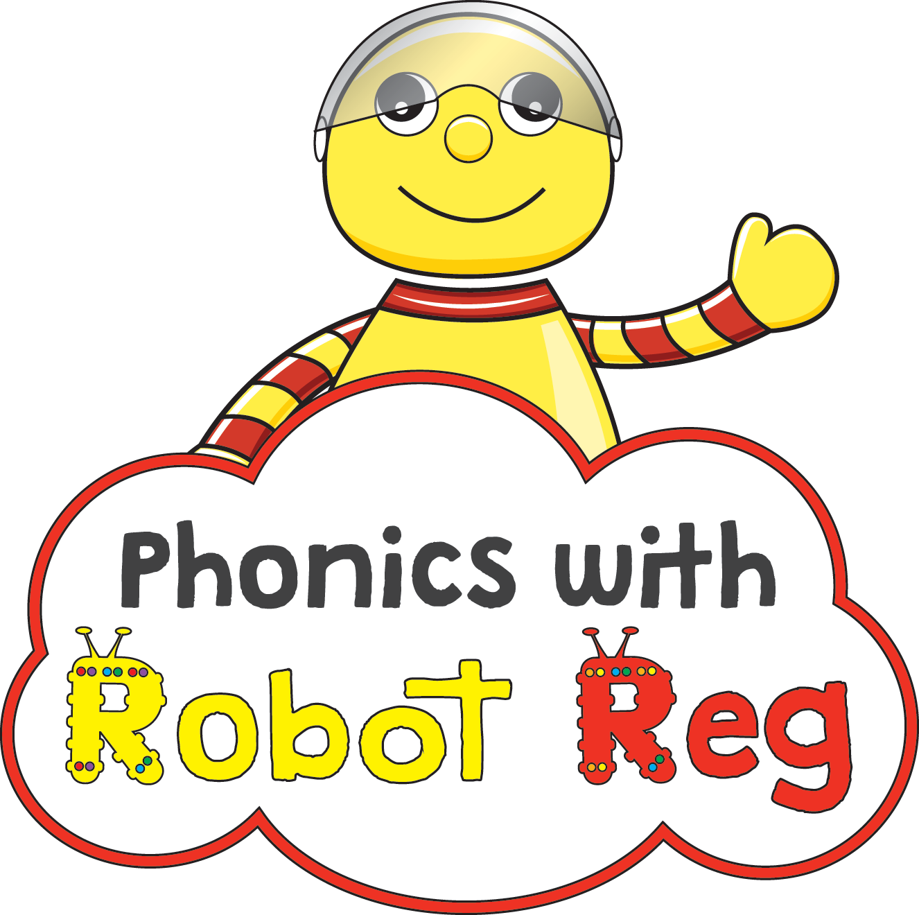 Phonics with Robot Reg