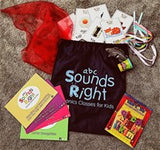 Sounds Right Phonics in a Bag