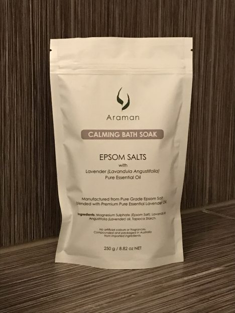 Calming Bath Soak 250g