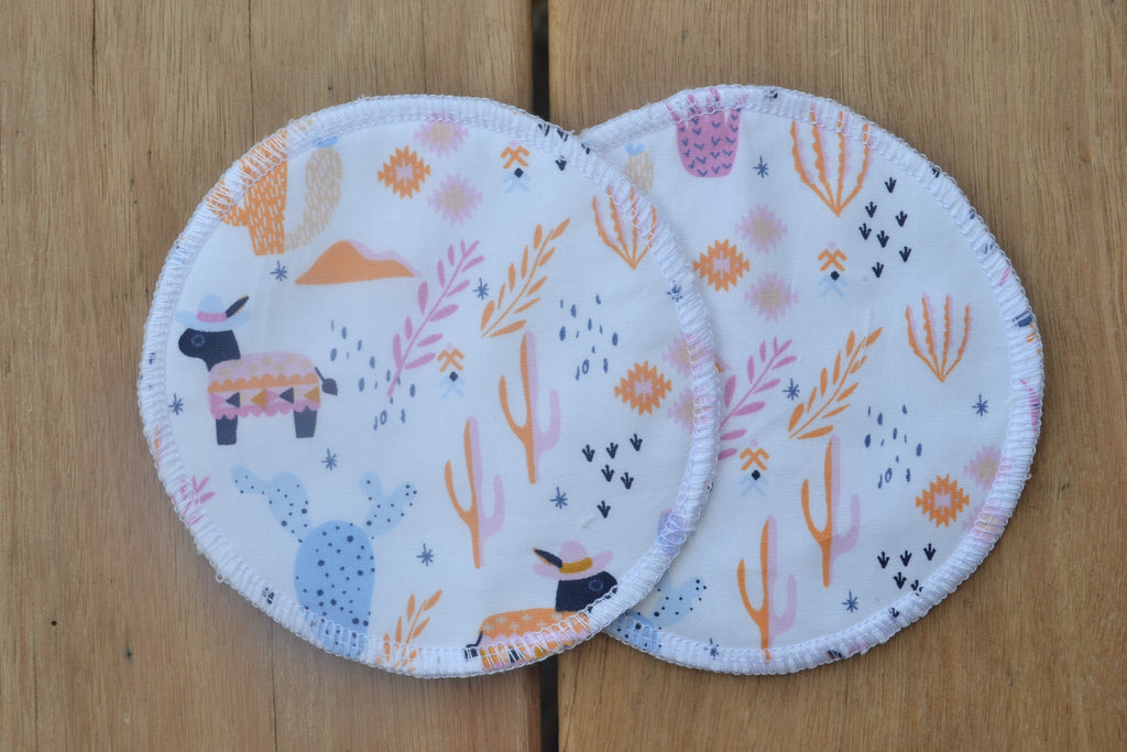 Rodeo Reusable Breast Pads
