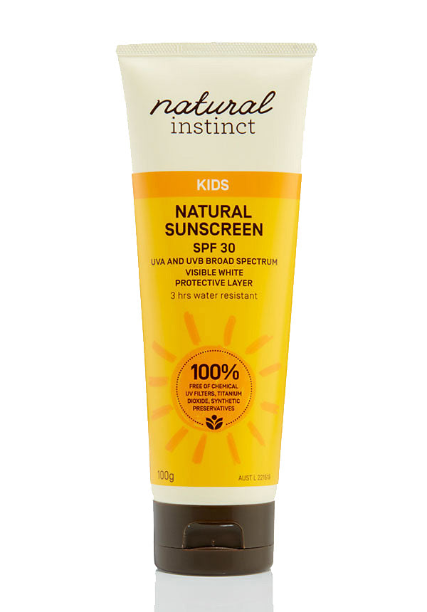 Natural Kids Sunscreen SPF30
