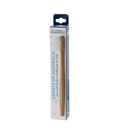 Bamboo Toothbrush Kids Ultra Soft