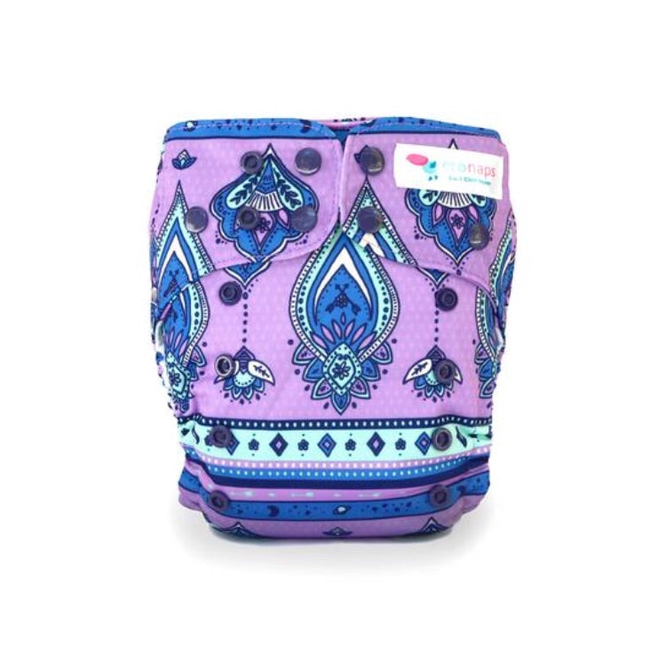 Modern Cloth Nappy (Wild Gypsy)