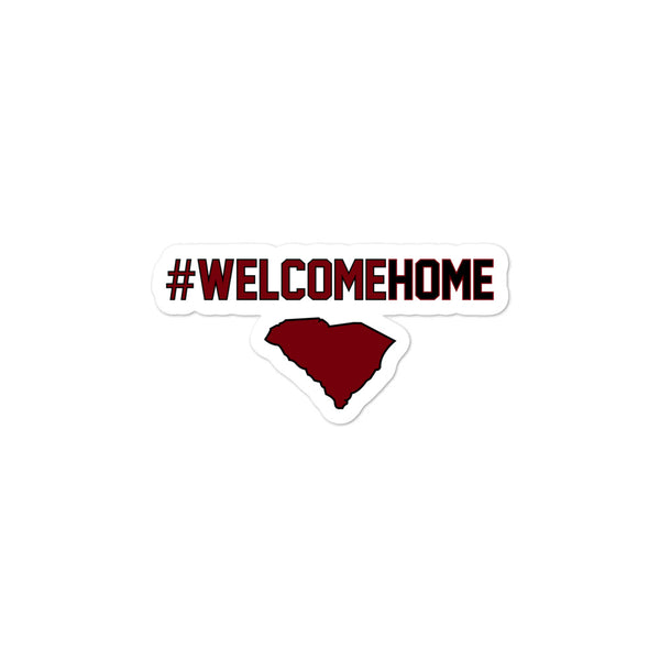 #WelcomeHome Sticker