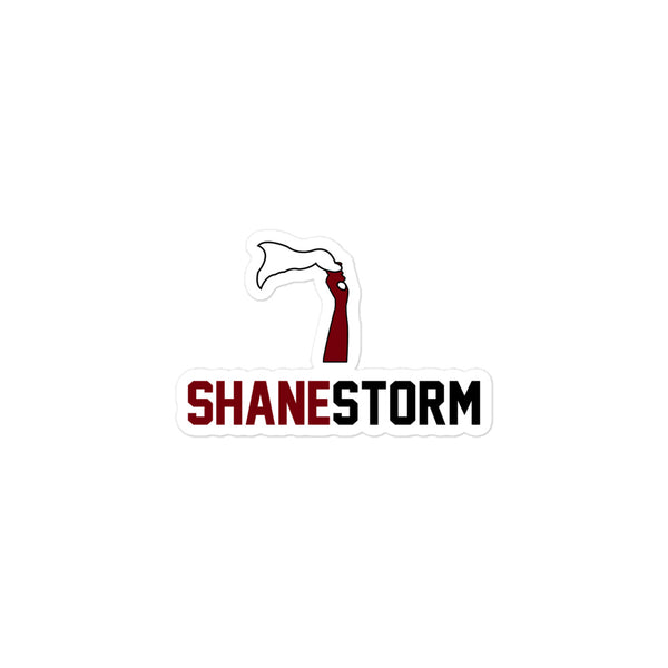 Shanestorm Sticker