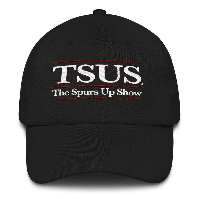 TSUS Hat Black
