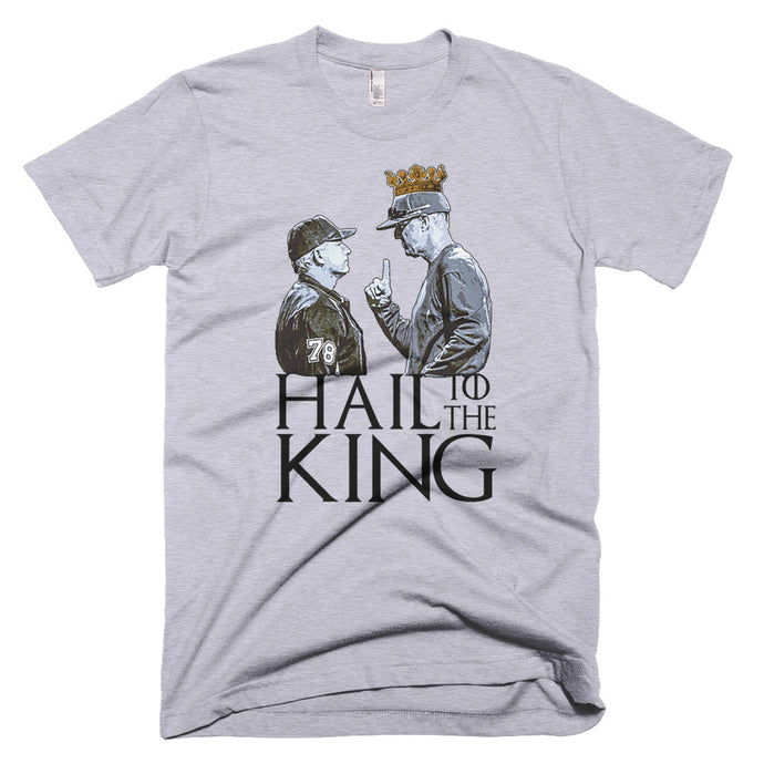 HAIL TO THE KING Yankee Grey