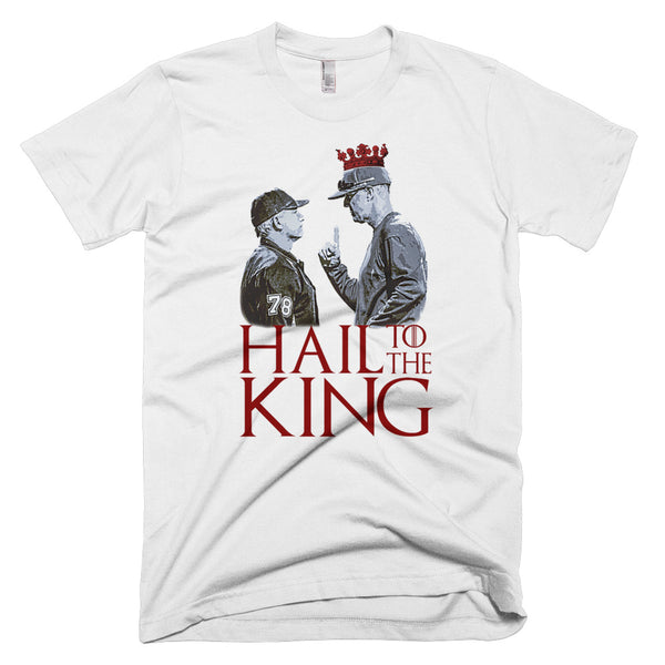 HAIL TO THE KING White/Black