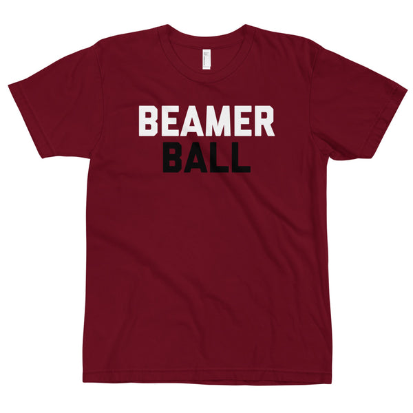 Beamer Ball Garnet T-Shirt