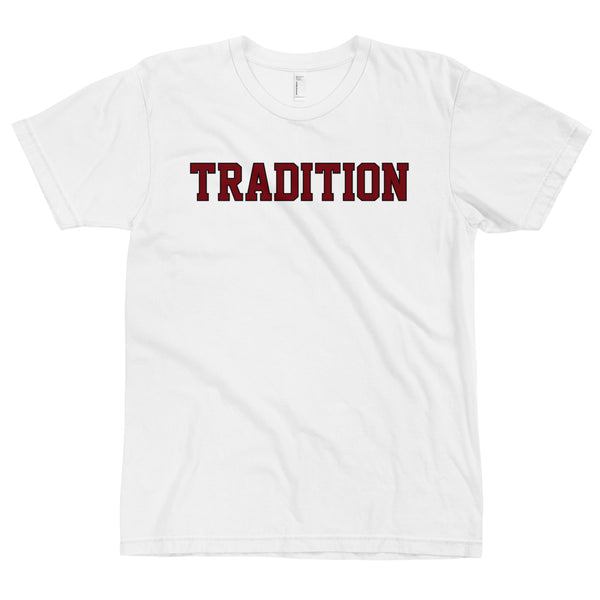 Tradition White T-Shirt
