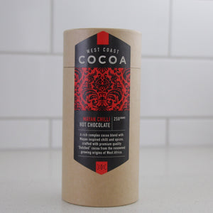 West Coast Cocoa - Mayan Chilli Hot Chocolate