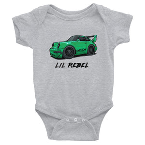 LiL Rebel Greench Bodysuit