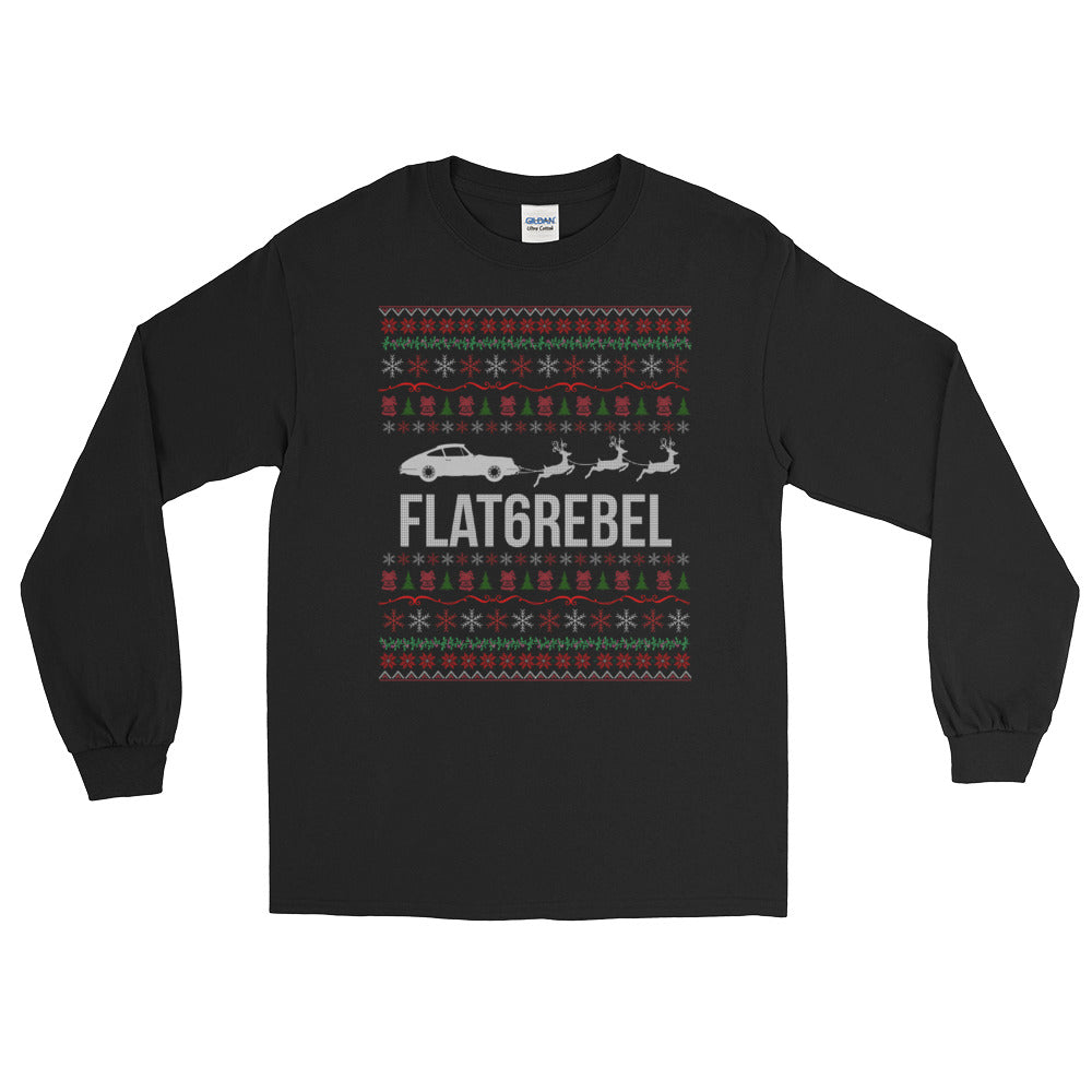 Rebel Santa Long Sleeve