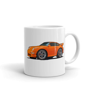 The Naranja Mug