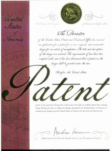 Patent on Caffe Cup